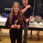 Rebecca Pollitt U13 Girls 2nd Team
