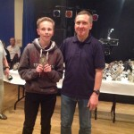 Kristian Wade 2nd Overall U15