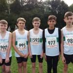 U13 boys McPherson Senior Swift Walton Charlson